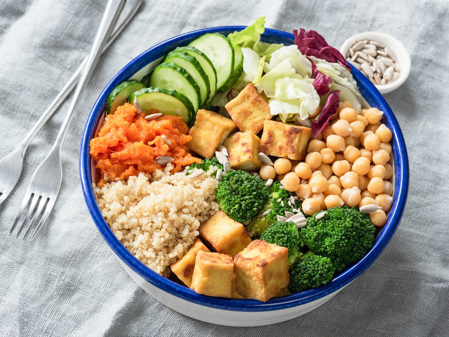 High Protein Vegetarian foods that substitute for a Non-Veg Meal