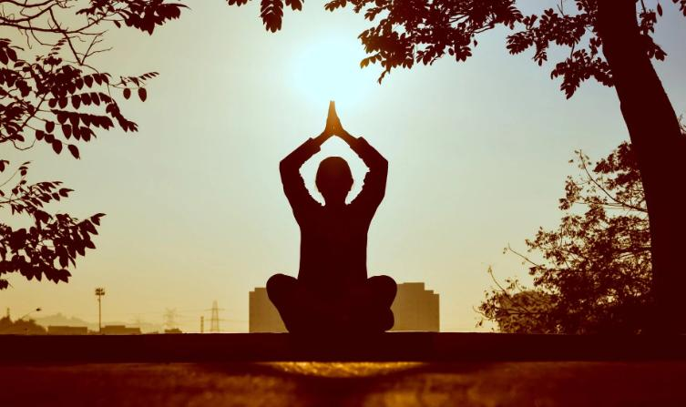 Meditation reduce the Stress of Self-Isolation