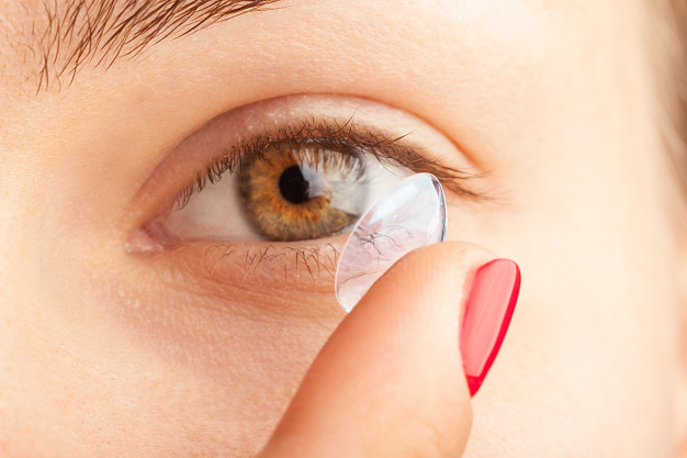 Wearing Contact Lens Increases the Risk of Coronavirus Infection?