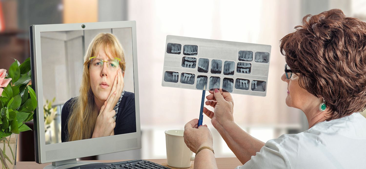 Fighting COVID-19 – Toothache Treatment with Tele-Dentistry Virtual Doctor Consultation