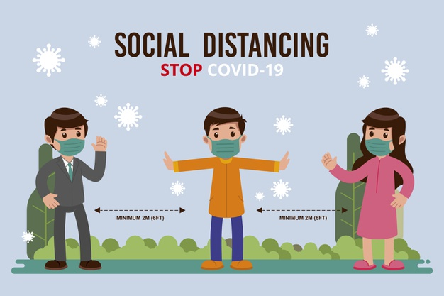 How Does Social Distancing Protect you From Coronavirus Pandemic?