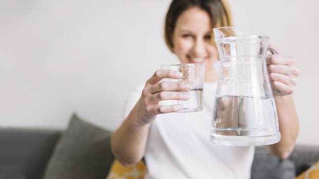 Drinking Water to Fight Covid-19 and Monsoon Infections