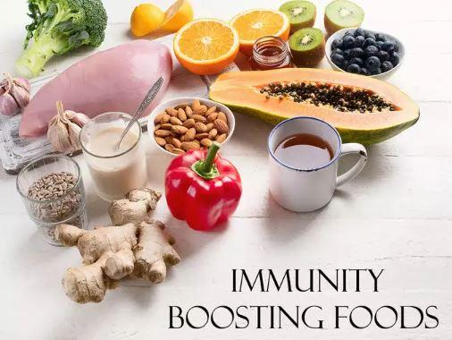 Immunity-Boosting Superfoods that Help You Fight Covid-19 and Monsoon Diseases