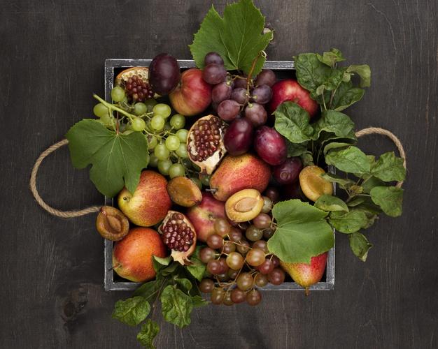 Building Covid-19 Immunity with Seasonal Fruits and Seasonal Vegetables