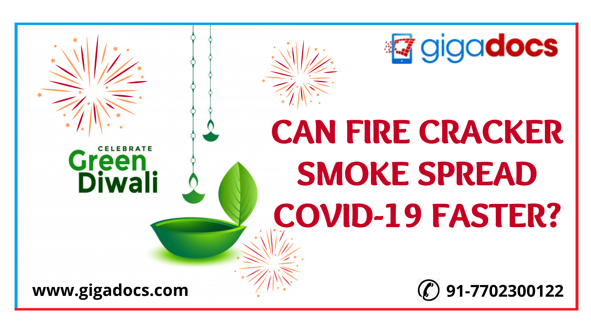 Green Diwali: Can Fire Cracker Smoke Spread Covid-19 Faster?