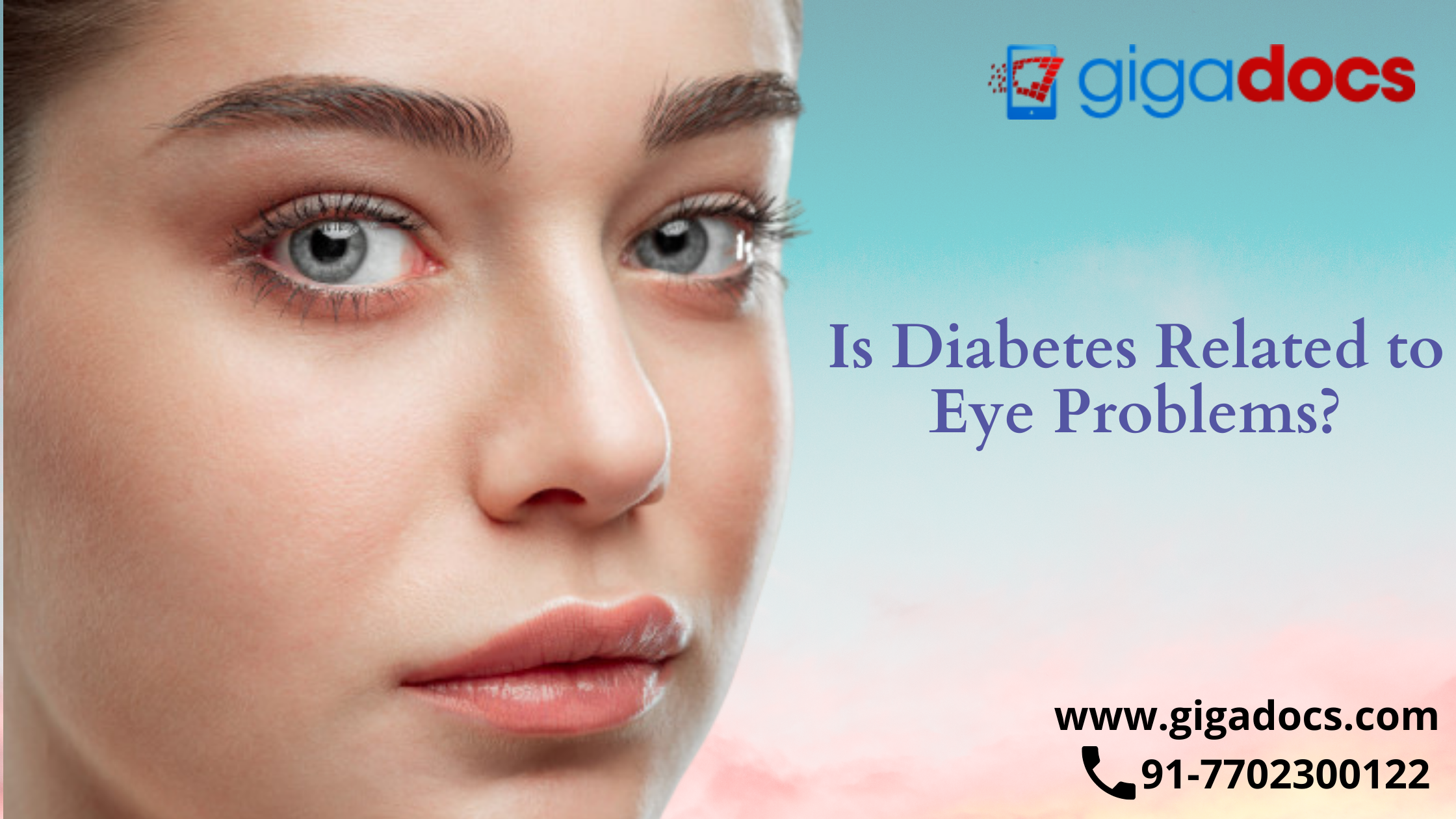 Diabetes and Eye Care: Is Diabetes Related to Eye Problems?