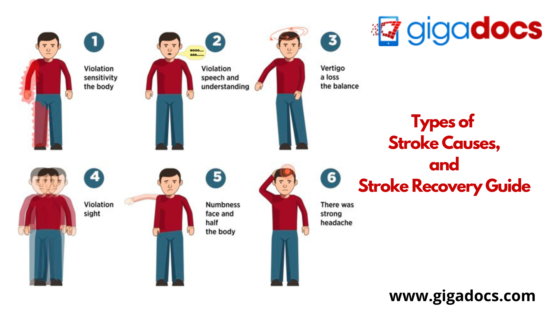 Stroke Causes, Symptoms, and Recovery Guide