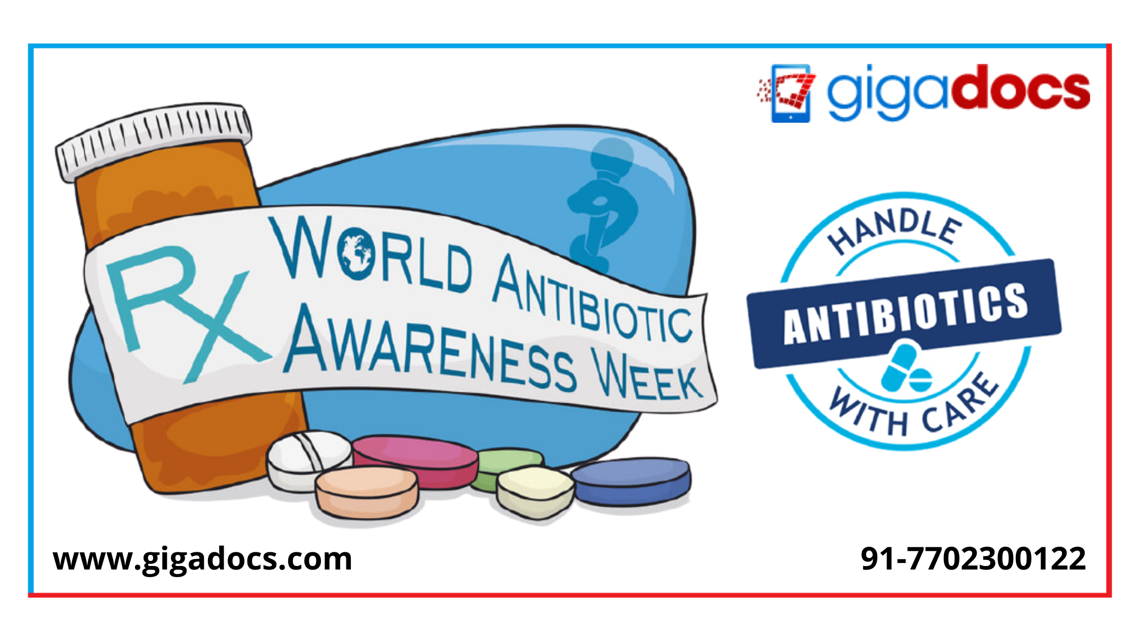 World Antimicrobial Awareness Week (WAAW) aims to increase awareness of global antimicrobial resistance