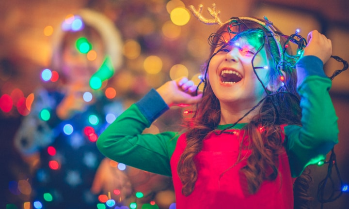 Can Christmas Lights Trigger Photosensitive Epilepsy Seizures?