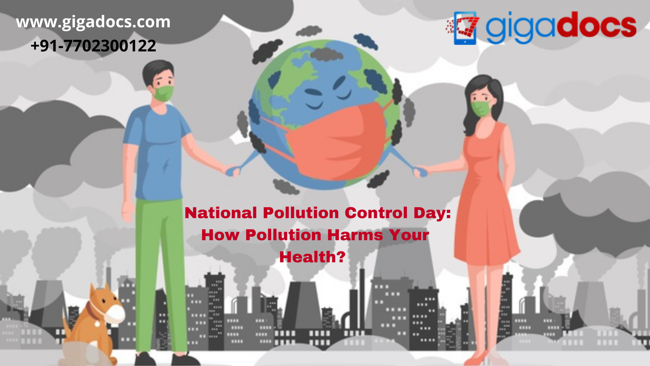 National Pollution Control Day: How Harmful is Pollution?