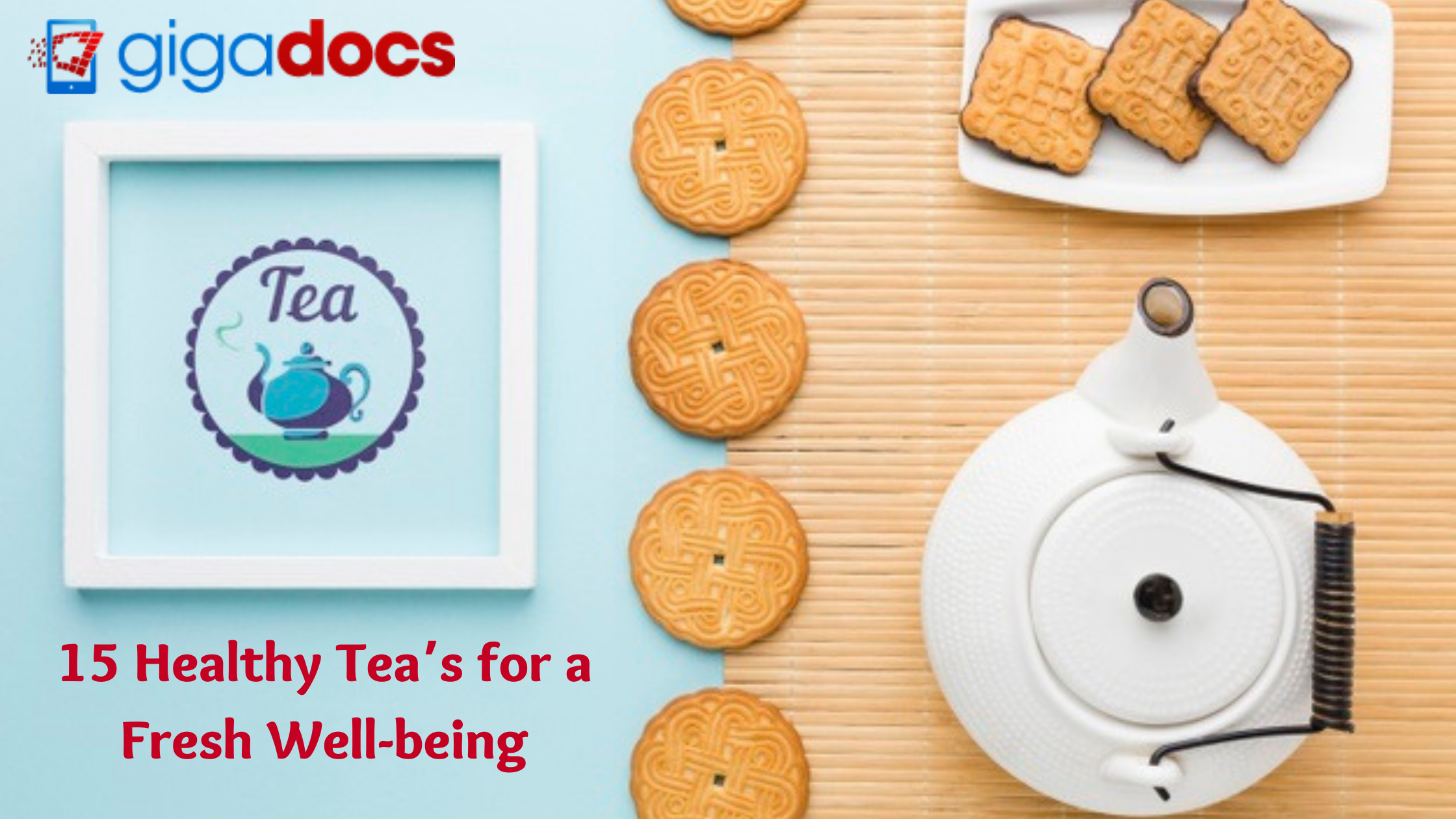 International Tea Day: 15 Teas that Relieve Stress and Anxiety