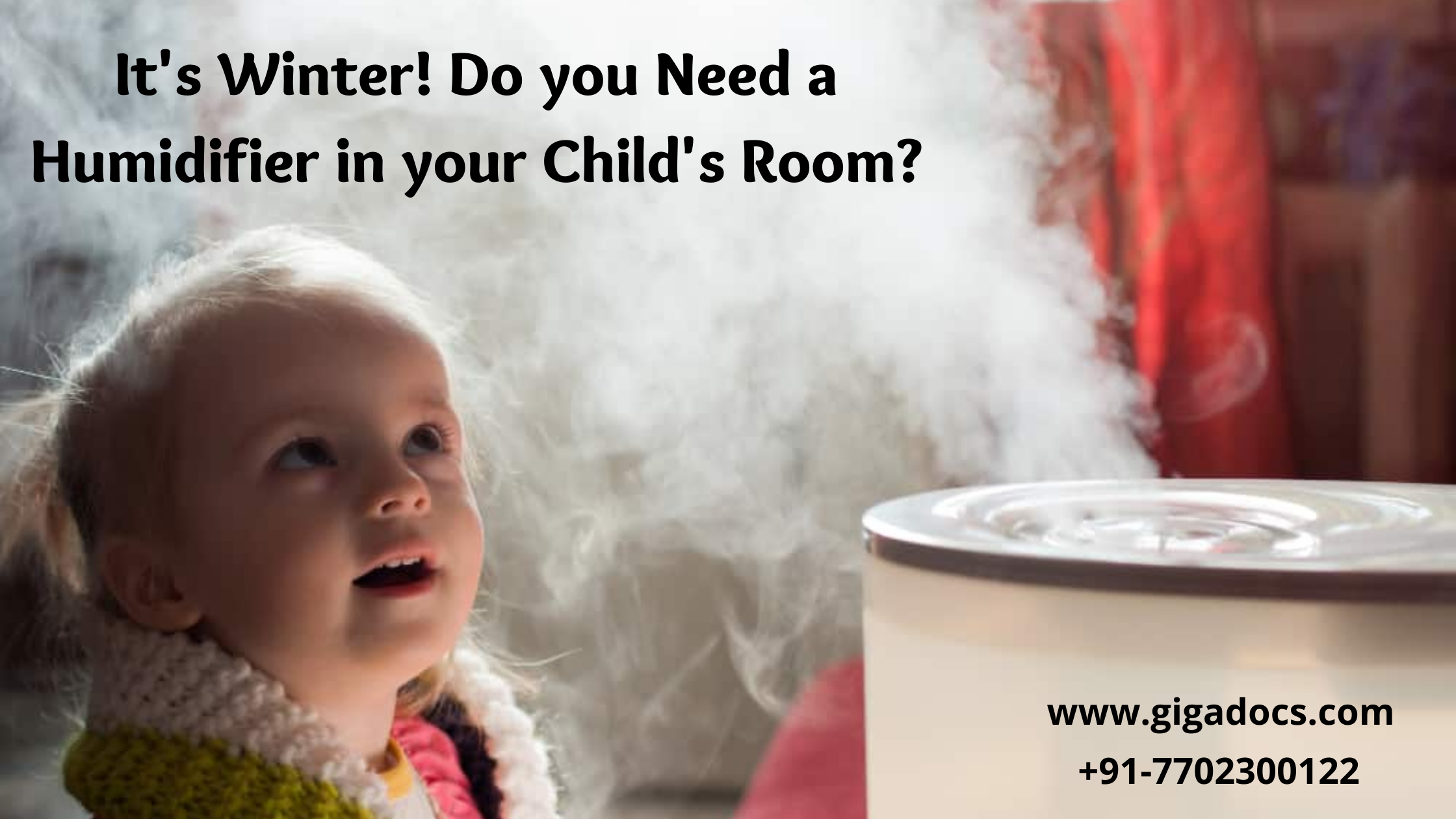 Why is Baby Humidifier a Must for the Dry Winter Season?