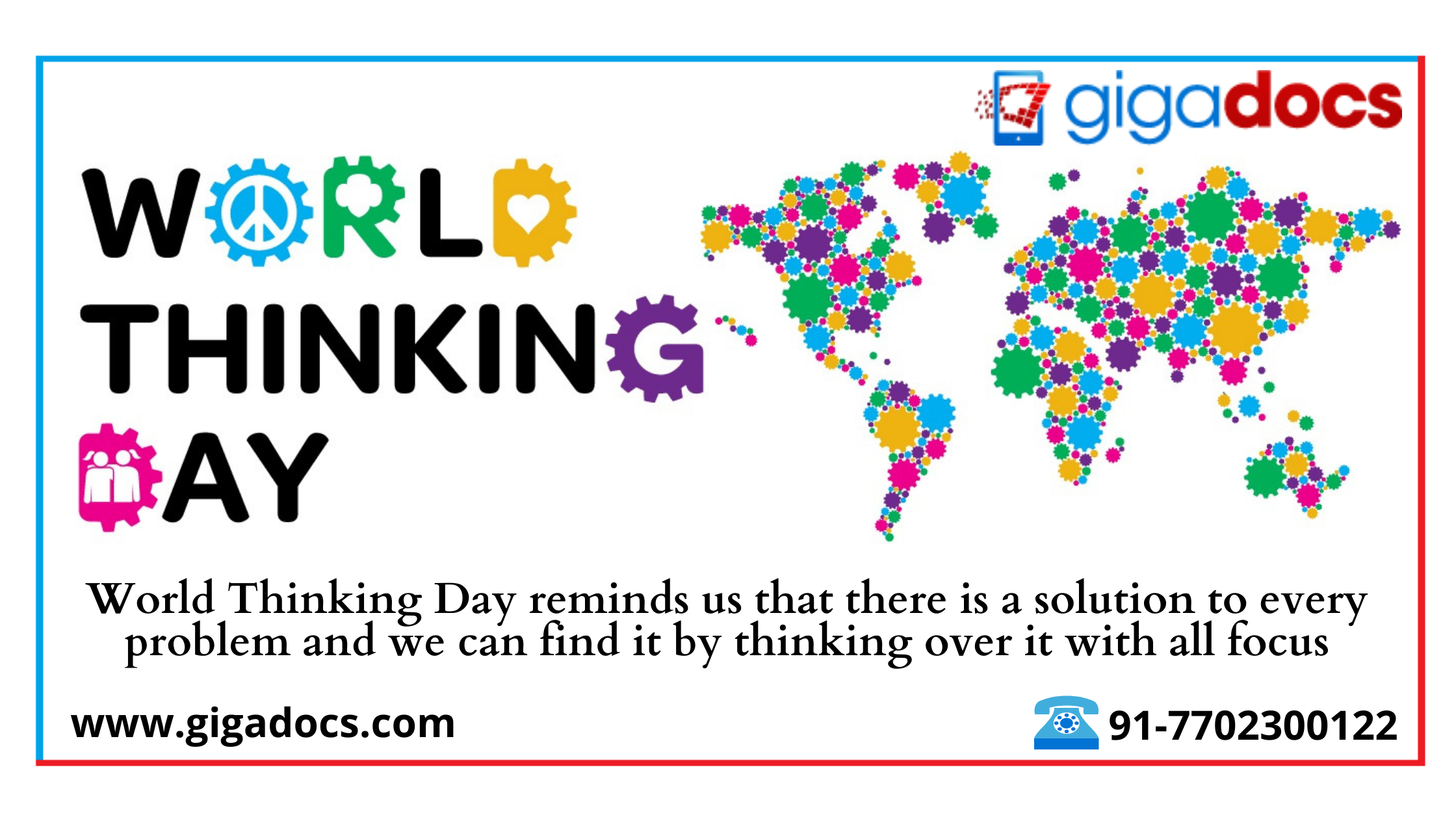 World Thinking Day 2021: Good Thinking Tips for a Sharp Mind