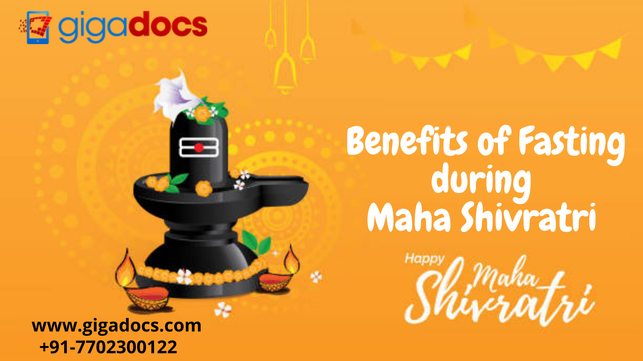 Benefits of Fasting during Maha Shivratri 2021