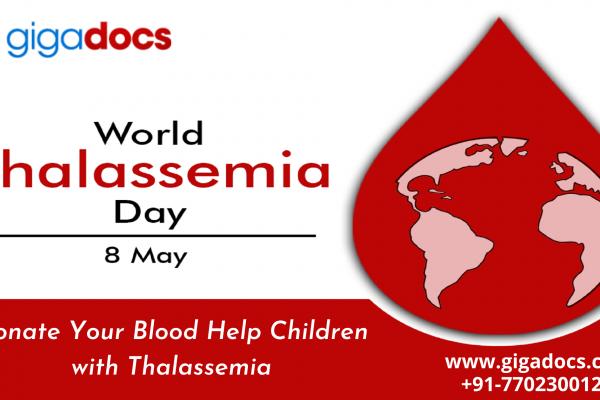 World Thalassaemia Day- How Thalassaemia impacts your blood?