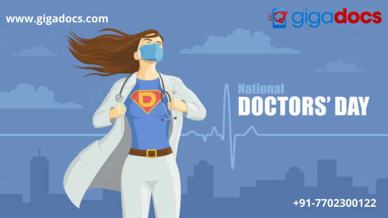 Thanking Doctors for their selfless Covid duties