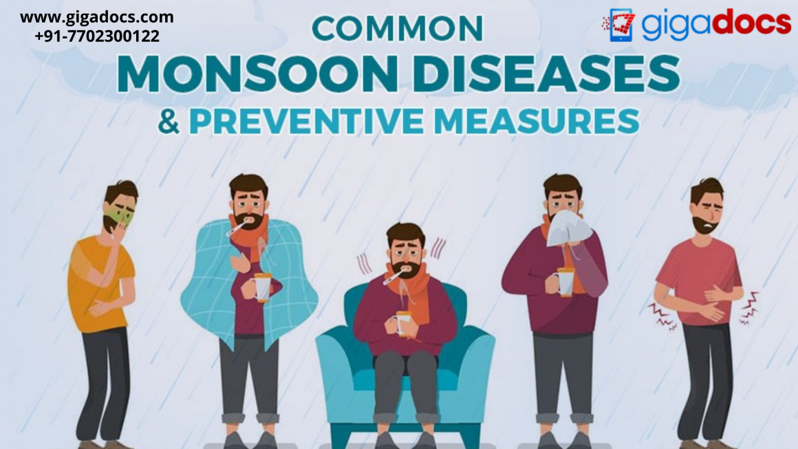 How safe are you from Water-Borne Diseases this Monsoon?