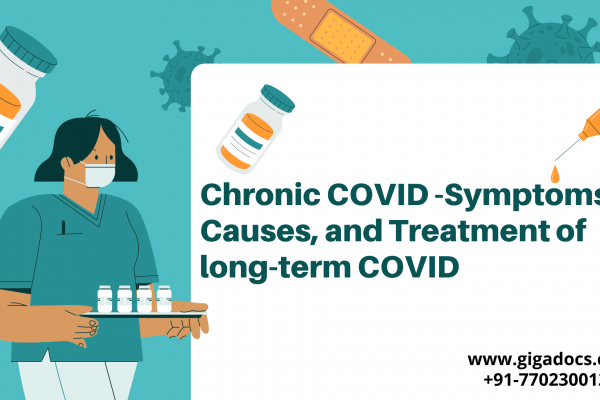 How dangerous is Chronic Covid? Symptoms, Causes, and Treatment of long-term COVID