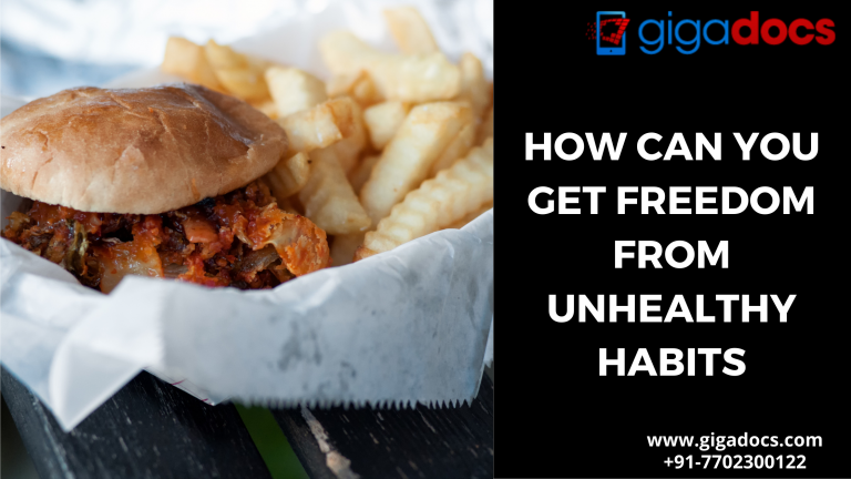 How can you get Freedom from unhealthy habits this Independence Day