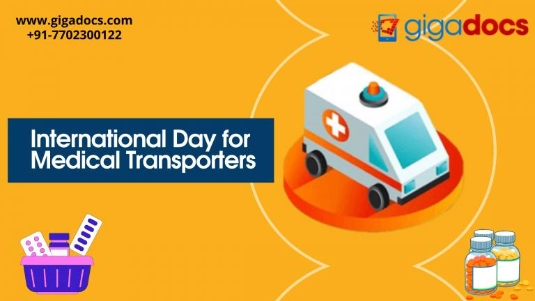 International Day for Medical Transporters