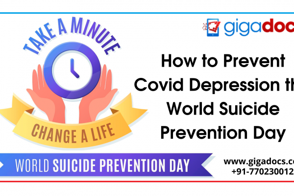 How to Prevent Covid Depression this World Suicide Prevention Day